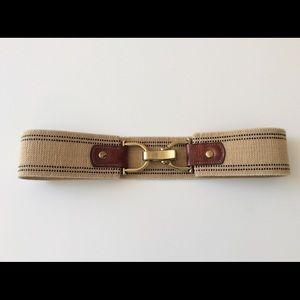 Clip Elastic Belt NWT